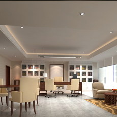 Office 061 3D Model