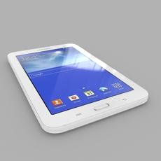 Samsung Galaxy Tab 3 Lite 7.0 3G 3D Model