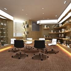 Store 018 3D Model