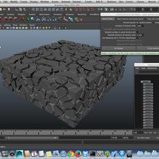 LarmorVoronoi Plugin for Maya 2012-2013-2014 for Maya 1.1.1 (maya plugin)