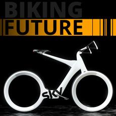 BIKE FUTURE 3D Model