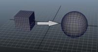 To Sphere for Maya 1.6.0 (maya script)
