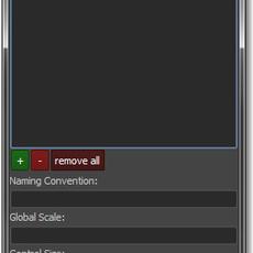 Soft Body Dynamic/FK Creator for Maya 1.0.1 (maya script)
