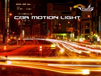 Car Motion Light for Maya 1.0.1 (maya script)