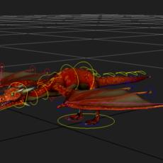 Dragon Rig for Maya 2.0.0