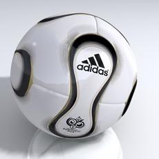 Adidas teamgeist 3D Model