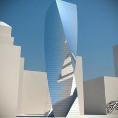 Building 16 3D Model