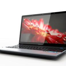 Samsung Notebook Serie 3 300E5A LAPTOP 3D Model
