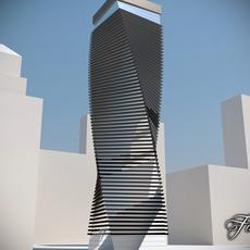 Building 26 3D Model