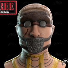 The Doctor FREE 3D Model
