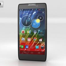 Motorola Droid Razr HD 3D Model