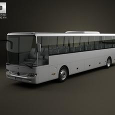 Mercedes-Benz Integro L 2013 3D Model
