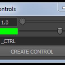 FK Control Creator for Maya 1.1.0 (maya script)