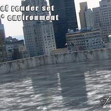 Roof Render set 3D Model