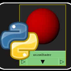 animShader Library for Maya 1.0.0 (maya script)