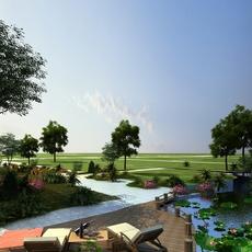 Landscapes 046 3D Model
