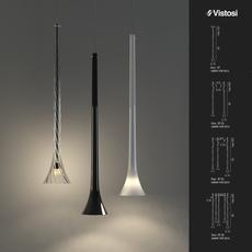 Sissi Pendant Light 3D Model