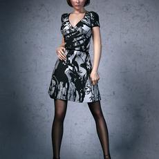 Women wear skirts 3D Model