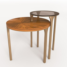 Side Table BRABBU Luray 3D Model