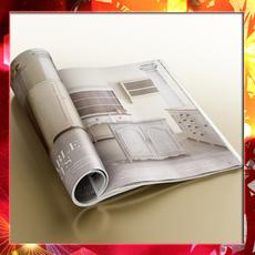 Magazine 02 3D Model