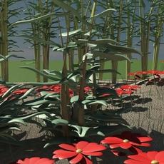 Garden Generator for Maya 1.0.0 (maya script)