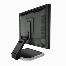 HP LCD Monitor 3D Model