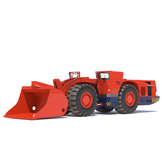 Sandvik Loader Toro 0011 3D Model