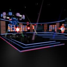 Music Entertainment 009 3D Model