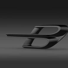 Bentley logo 3D Model
