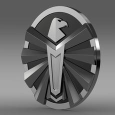 Dennis logo 3D Model