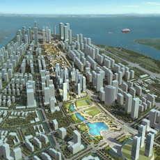 City Planning 036\4 3D Model