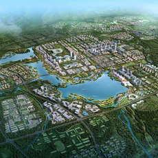 City Planning 037 3D Model
