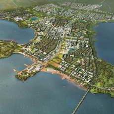 City Planning 039 3D Model