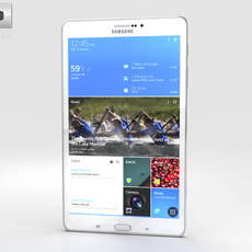 Samsung Galaxy TabPRO 8.4 3D Model