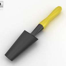 Hand Trowel 3D Model