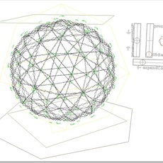 Hoberman Sphere for Maya 1.0.1