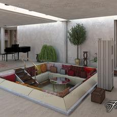 Living room 26 3D Model