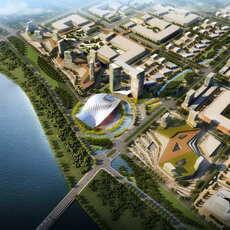 City Planning 056 3D Model