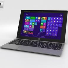 Lenovo Miix 2 (10 inch) Tablet 3D Model