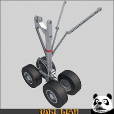 Landing gear 3D Model
