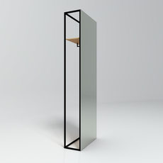 BETTELUX SHAPE Mirror 3D Model