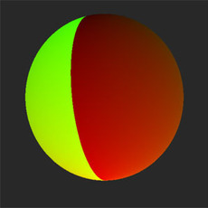 UV pass shader