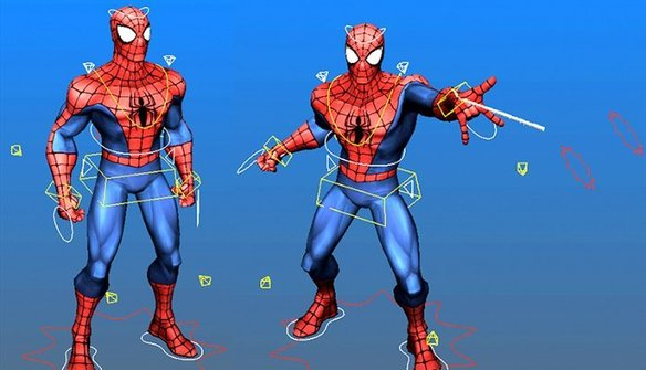 Free SpiderMan Rig