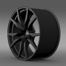 Nissan GTR rim 3D Model