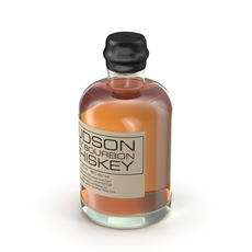 whiskey hudson spirit 3D Model