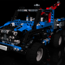 Lego Generator for Maya 1.0.0 (maya script)
