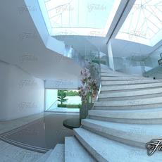Split Level 05 3D Model