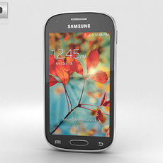 Samsung Galaxy Light 3D Model