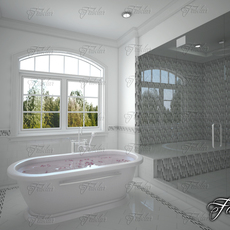 Bathroom 67 3D Model