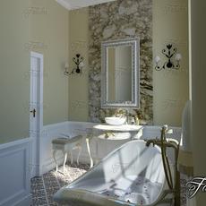 Bathroom 69 3D Model